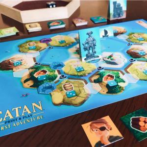 CATAN – First Adventure