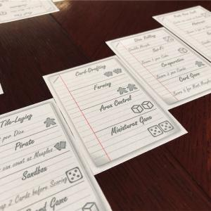 Board Game Design Contest - The Game!
