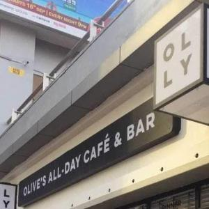 OLLY Olive's all day cafe & bar @ Cyber Hub
