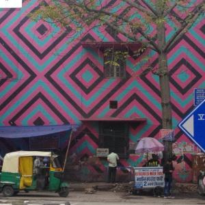 デリー☆メヘルチャンドの人気南インド屋台!