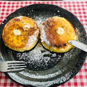 Pascoのイングリッシュマフィンが劇的に美味しくなる『イングリッシュマフィンのフレンチトースト!』