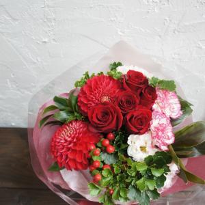 結婚して20年はじめて花束を貰った日のこと