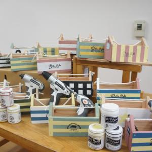 今年最後のワークショップが終わりましたー!子供DIY教室