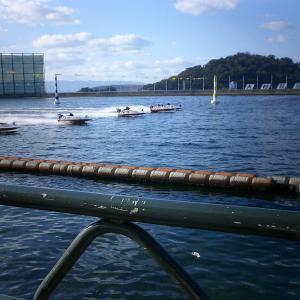 競艇発祥の地、大村でSG第65回ボートレースメモリアルがナイターで始まりマース!