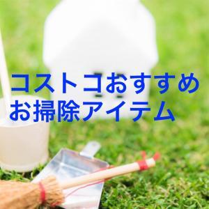 【おすすめコストコ購入品】どこにでも使える便利なお掃除アイテムをご紹介