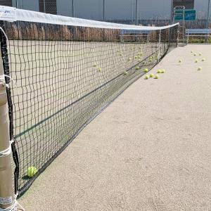 テニス三昧! 【せっかくの三連休だから】