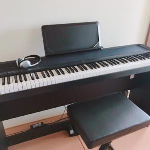 今日のデイトレ & ピアノ再開