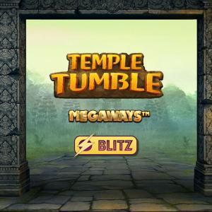 カジ旅 💜Blitz搭載Temple Tumble Megaways!!💜