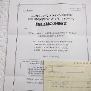 【当選4件】ココカラファインで普通為替♡エリエール500円×2♡ユニクロクーポン!