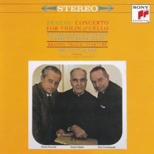 ブラームス 二重協奏曲、シューマン、ピアノ協奏曲/ワルター、コロンビア交響楽団他(SACD/CDハイブリッド盤)