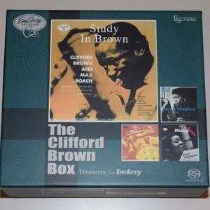 スタデイ・イン・ブラウン(Esoteric SACD/CDハイブリッド盤 The Clifford Brown Box)