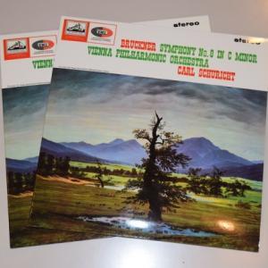 ブルックナー 交響曲 第8番/シューリヒト、ウィーンフィル(Testament Classics 180g重量盤LP2枚組)