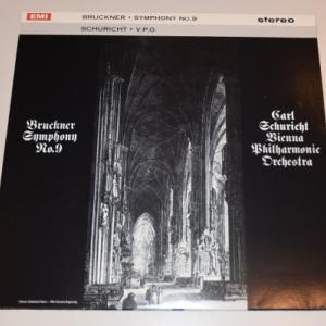 ブルックナー 交響曲 第9番/シューリヒト、ウィーンフィル(Testament Classics 180g重量盤)