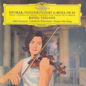 ドヴォルザーク ヴァイオリン協奏曲、他/パイネマン、マーク、チェコフィル(タワーレコード・ヴィンテージSACDコレクション)