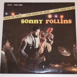 アワ・マン・イン・ジャズ(Our Man In Jazz) / ソニー・ロリンズ(Classic Records HQ180gLPレコード)