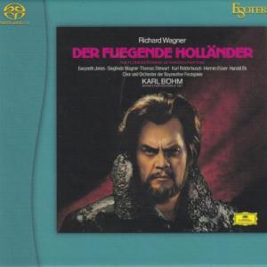 ワーグナー:歌劇『さまよえるオランダ人』全曲/ベーム、バイロイト祝祭管弦楽団&合唱団他(Esoteric SACD/CDハイブリッド盤)