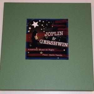 Joplin & Gershwin(STUDIO1812 2Tr38cm/sオープンリール・ミュージック・テープ)