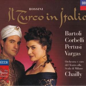 ロッシーニ 歌劇 「イタリアのトルコ人」 全曲/シャイー、ミラノ・スカラ座、他