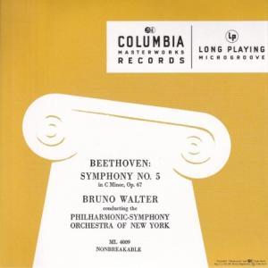 ベートーヴェン 交響曲第5番、第3番/ワルター、ニューヨーク