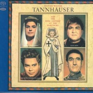 ワーグナー 歌劇「タンホイザー」全曲/コンヴィチュニー、ベルリン国立歌劇場(Tower Records Definition Series 3SACD/CD)