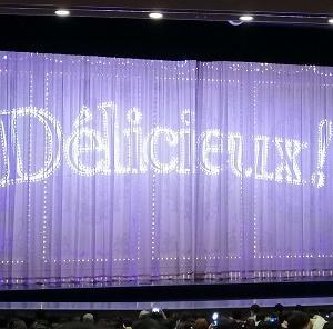 『Delicxue!』感想2 宙組シャンソン カンカン スイーツで 女子力高まりますっ!