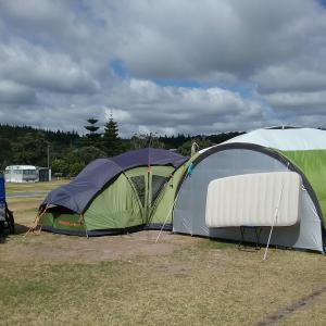 キャンプは楽し~い!?
