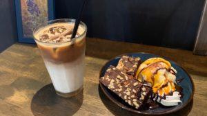 野町広小路の「薬屋カフェ」でオシャレにほっこりティータイム/石川