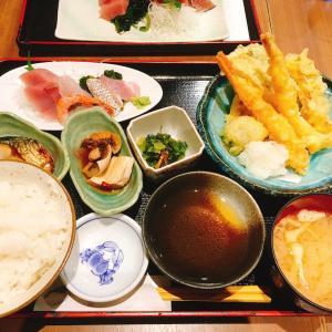 金沢駅あんとの「魚菜屋」で、ボリューム満点の大満足定食ランチ♪