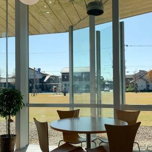 野々市カレードにオープンしたカフェ「9 nava(ナヴァ)」へ♪