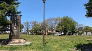 復元された木柱が目印!「チカモリ遺跡公園」でのんびり散歩