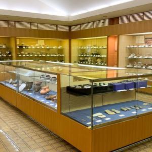 縄文〜江戸時代の遺跡出土品が展示!「金沢市埋蔵文化財収蔵庫」へ