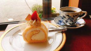 焙煎室のある金沢の純喫茶「カフェ・コンディトライ ワイー」で本格的なコーヒーとスイーツ♪/石川