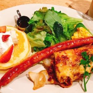 金沢百番街Rinto1Fにある「J.S. PANCAKE CAFE」でお食事&スイーツパンケーキ!/石川
