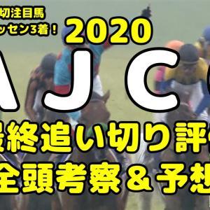 【AJCC 2020 予想】最終追い切り 全頭評価&穴馬まとめ