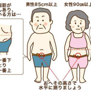 単なる太りすぎと肥満症の違いはここだ!