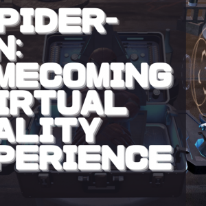 【PSVR】【Spider-Man: Homecoming - Virtual Reality Experience】を遊んでみての感想と評価!