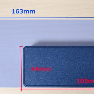【M75q-1 Tiny】Lenovoの「ACアダプター パワーケージ」が明らかに大きすぎる