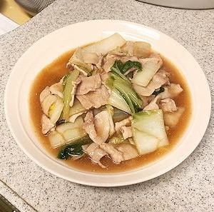 「Cook Do® きょうの大皿®」豚バラ白菜用