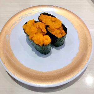 【中間食】元気寿司 川崎駅前大通店で、うに軍艦を食べてきたよ