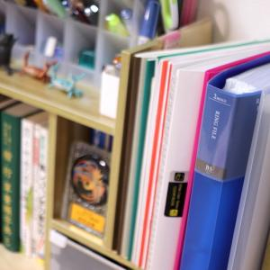 ペン字用具をひとまとめに!デスク上置き棚でらくらく整理整頓