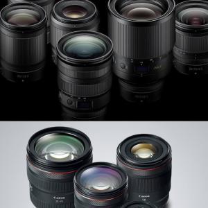 Lens Gentrification | 高級レンズ化
