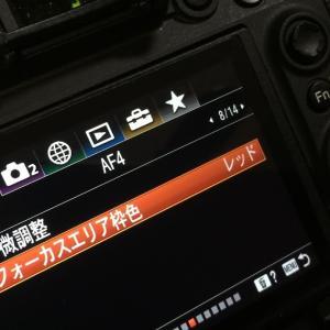SONY α9 Firmware Ver.6.00