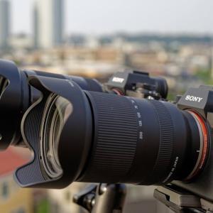 TAMRON 28-200mm F/2.8-5.6 Di III RXD レビュー
