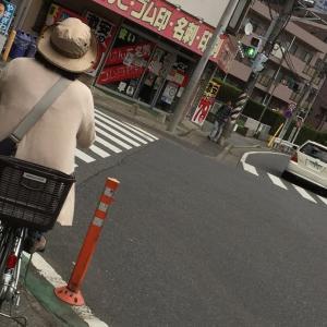 ママチャリでお出かけ   Go out by Mom's Bicycle