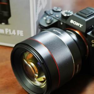 SAMYANG AF 85mm F1.4 FE Review