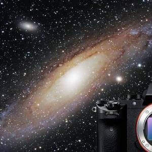 SONY ILCE-7M2 Modified Astro Camera