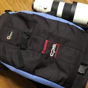 SONY FE 200-600mm F5.6-6.3 G OSS 用のバッグをどうする?