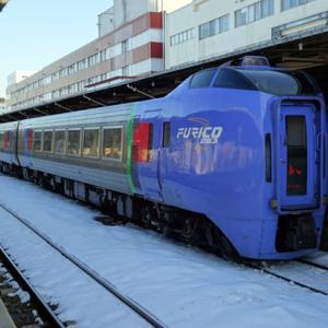 KATO キハ283入線整備