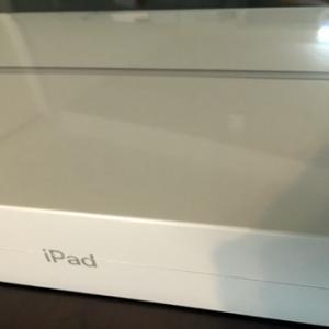iPadがやっと来た♪