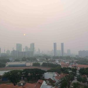 シンガポールの公害「ヘイズ」とは